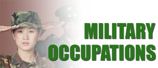 Military Occupations